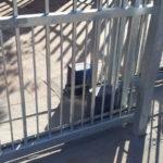 automated driveway gate