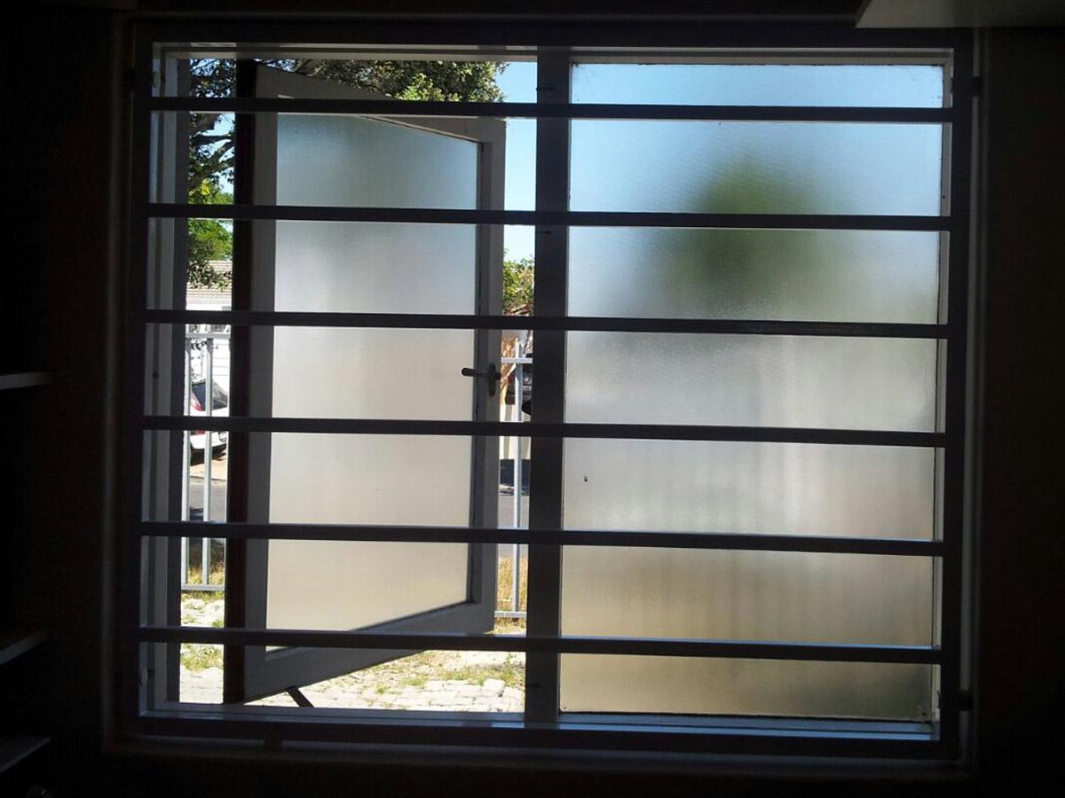 Cape Town Burglar Bars Window